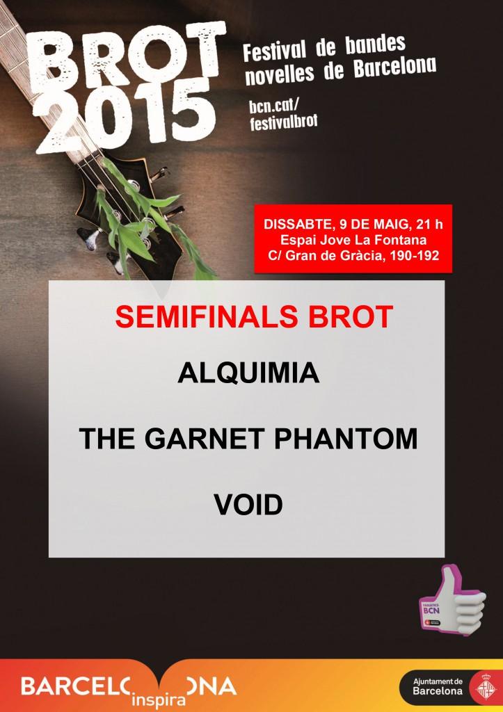 4a semifinal  Brot 2015 - La Fontana