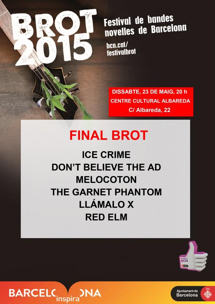 Final Brot 2015