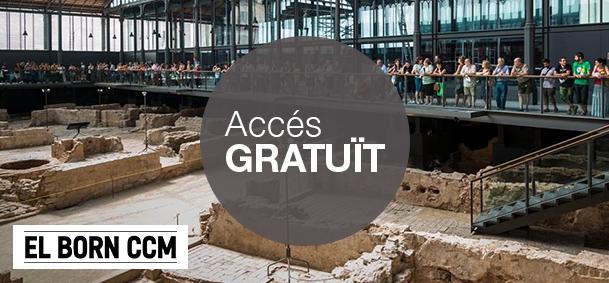 El Born Centre de Cultura i Memòria - És alhora un espai històric, un nucli de memòria col·lectiva i un equipament cultural del segle XXI únic a Europa. Un espai que recorda el setge de 1714 mentre gaudeixes de tot tipus d'activitats culturals.