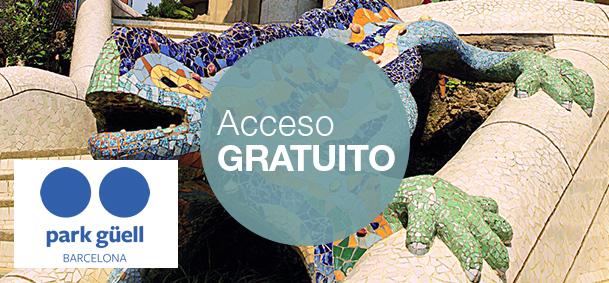 Park Güell - Fue proyectado por Antoni Gaudí como una urbanización para 60 familias acomodadas. El fracaso del proyecto hizo que se reconvirtiera en un parque público rodeado de jardines y elementos arquitectónicos. La gran afluencia de público hace necesario un plan de regulación turística para garantizar la conservación de este patrimonio.