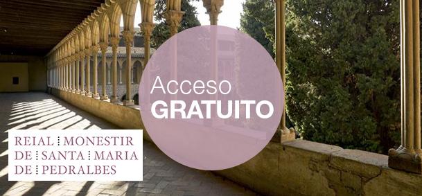 Real Monasterio de Santa Maria de Pedralbes - Fundado en el año 1237, este monasterio es un testigo cultural e histórico de la comunidad de clarisas. Un espacio arquitectónico que invita al recogimiento y que te descubre todos sus secretos con una visita de lo más completa.