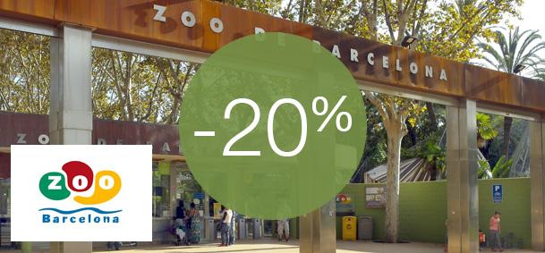 Entrada del Zoo - El Zoo és una finestra oberta a la natura on podràs conèixer millor alguns animals de la Mediterrània, i també d'indrets llunyans, molts d'ells en perill d'extinció o amenaçats. Visita el web del Zoo per veure horaris i activitats incloses al preu de l'entrada.