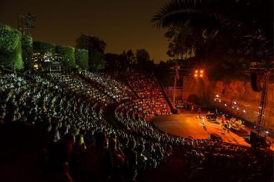 Teatre Grec - Foto: Josep Aznar