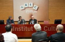 Presentació Grec 2011 ©Josep Aznar