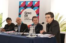 Presentació Grec 2009 ©Josep Aznar