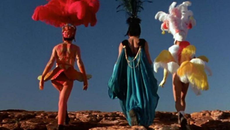 Las aventuras de priscilla reina del desierto