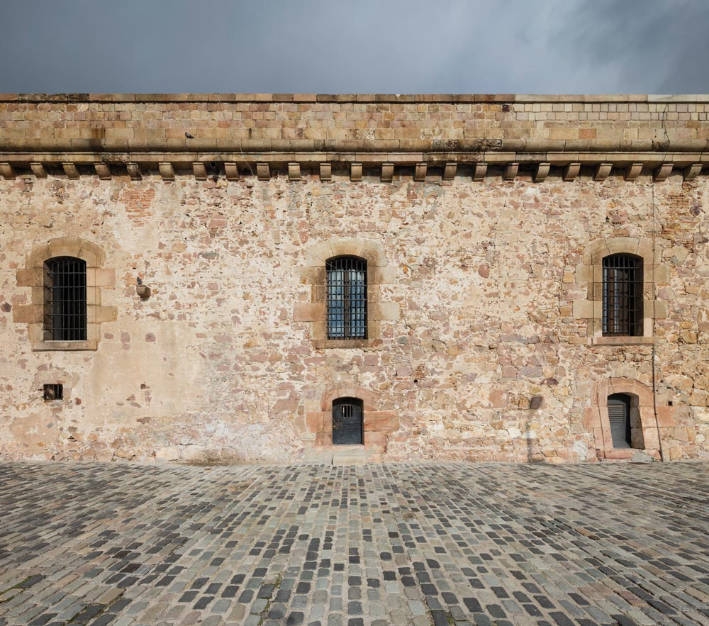 Foto: Castell de Montjuïc