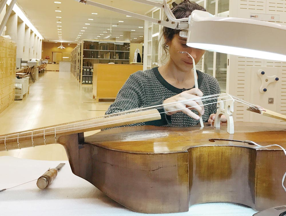Foto: Museu de la Música