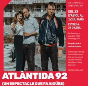 Atlàntida 92