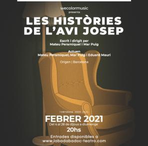 Les histories de l'Avi Josep