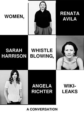 Llibre: Women, Whistleblowing, WikiLeaks. Renata Ávila