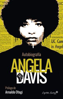 Llibre: Autobiografía, Angela Davis. Capitán Swing, 2016