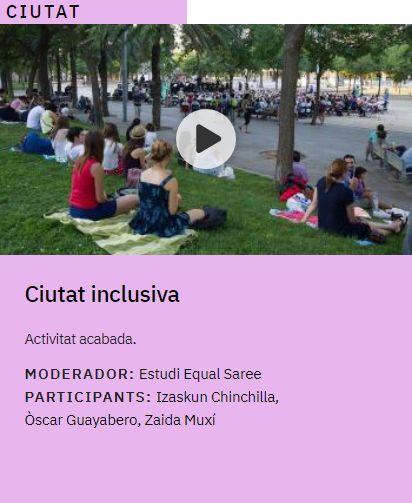 Ciutat inclusiva