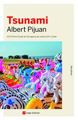 Llibre: Tsunami. Albert Pijuan. Angle, 2020
