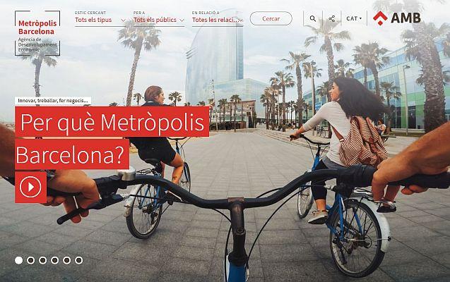 Agència de Desenvolupament Econòmic - Metròpolis Barcelona
