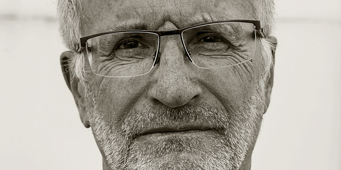 Retrat de Ramon López de Mántaras © Curro Palacios Taberner