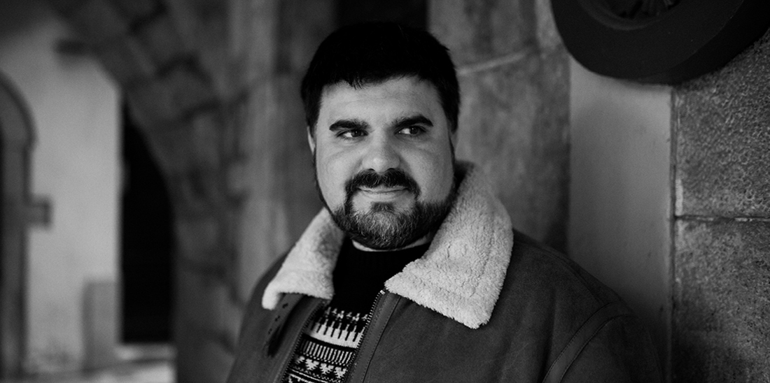 Retrato de Jordi Casanovas © Santiago Sepúlveda