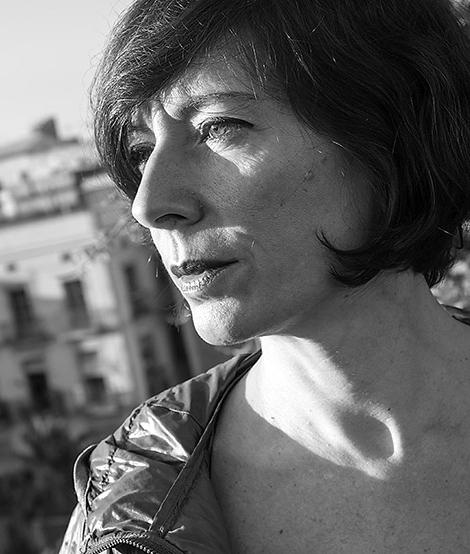 Simona Levi © Ester Roig
