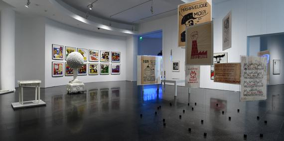 Exposició 'Un segle breu: Col·lecció MACBA