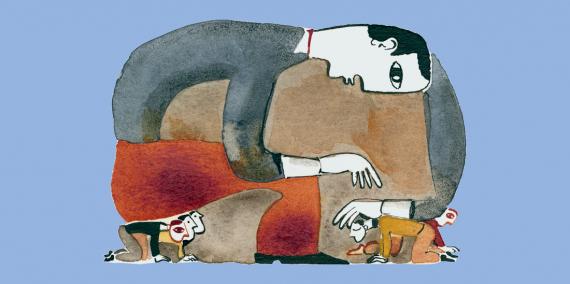Il·lustració © Laura Borràs Dalmau