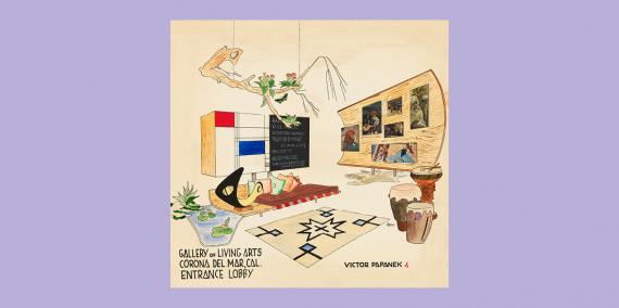 Exposició: Víctor Papanek. La política del disseny, DHUB