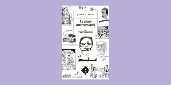 Llibre: La ciutat interrompuda, Julia Guillamon