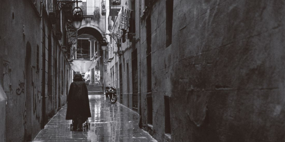 Un carrer del Raval © Consuelo Bautista
