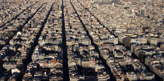 L'Eixample de Barcelona © Pepe Navarro