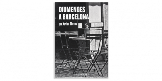 Cover of the book Diumenges a Barcelona by Xavier Theros