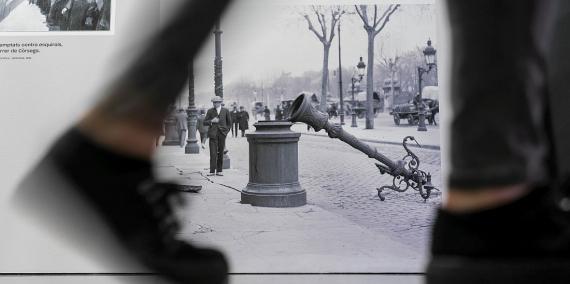 Exposició: La vaga de la Canadenca, Museu d'Història de Catalunya © Goroka