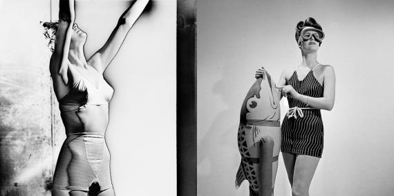 Fotografies en blanc i negre de Lee Miller