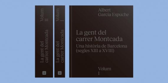 Llibre: El carrer Montcada, Albert García Espuche
