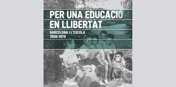 Llibre. Per una educació en llibertat