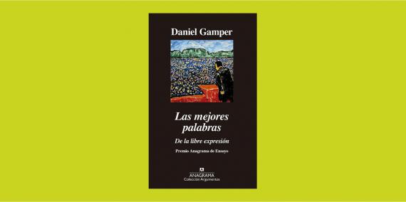 Llibre: Las mejores palabras, Daniel Gamper