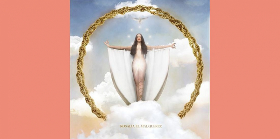 El mal querer, Rosalía. Sony Music, 2018.