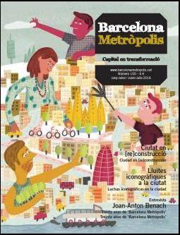 Portada de la revista Metròpolis Barcelona número 100