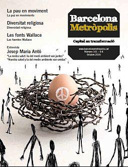 Portada de la revista Metròpolis Barcelona número 101