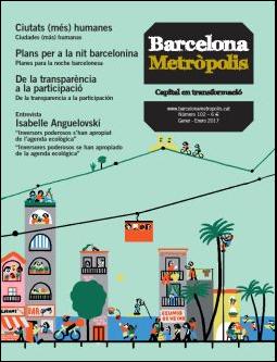 Portada de la revista Metròpolis Barcelona número 102