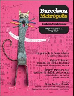 Portada de la revista Metròpolis Barcelona número 103