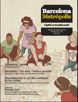 Portada de la revista Metròpolis Barcelona número 104