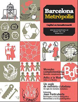 Portada de la revista Metròpolis Barcelona número 105