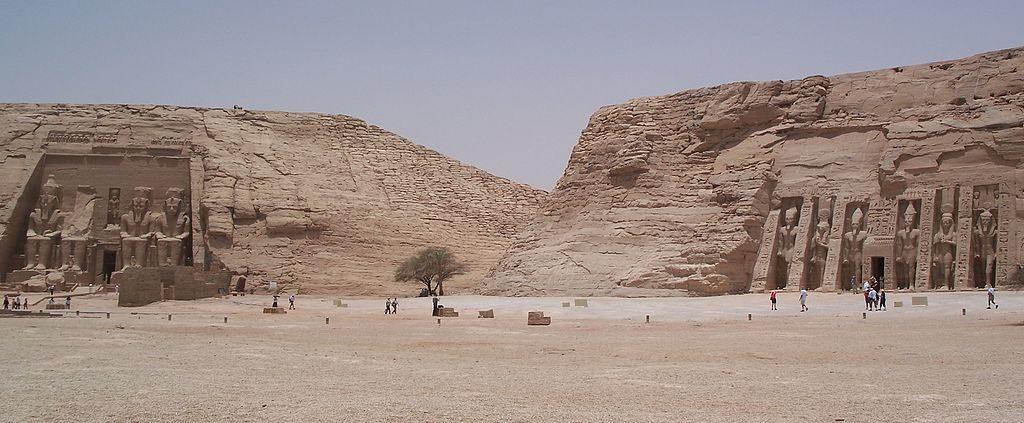 Temples d'Abu Simbel