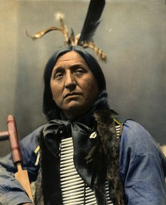 Cap Matocatka (Oglala Sioux)
