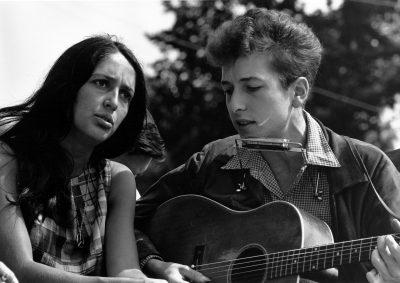 Bob Dylan i Joan Baez 1963