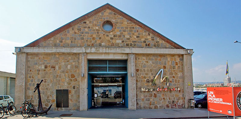 Museu de la Pesca de Palamós.