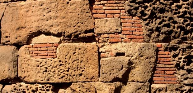Muralla romana de la Plaça dels Traginers