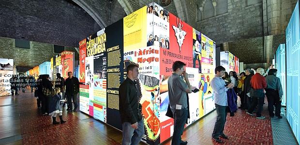 Exposició Barcelona Transnacional