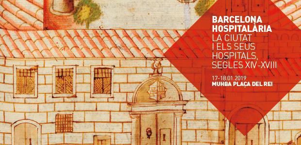 Portada: Hospital de la Santa Creu. Llibre de Taula, 1674. Font: Arxiu Històric de l'Hospital de la Santa Creu i Sant Pau