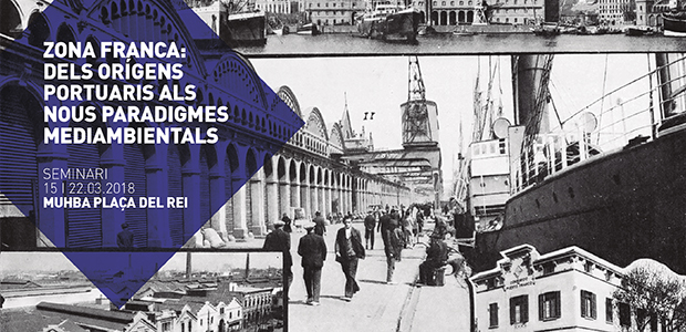 Instalaciones que el depósito franco de Barcelona tenía a finales de la década de 1920. Anuario del Consorcio de la Zona Franca, 1929. Archivo Histórico de la Ciudad de Barcelona