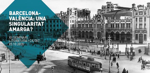 Estació del Nord, València. Anònim, Biblioteca Valenciana, 1950 aprox.